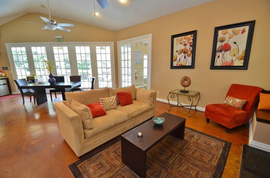 Clubhouse at Listing #135902
