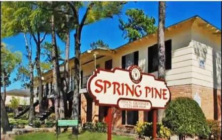 Spring Pine Apartments Houston, TX