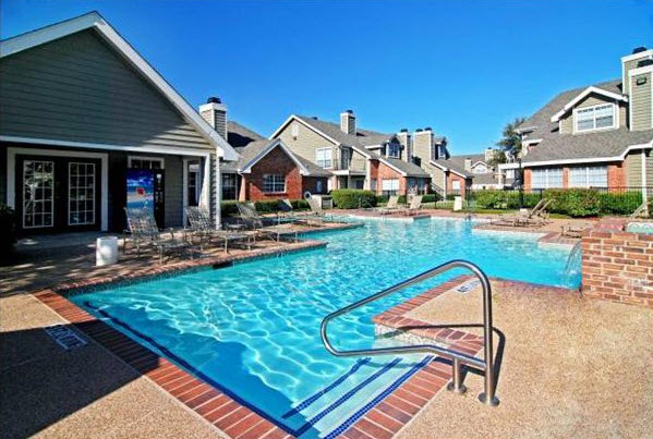 Pool at Listing #135856