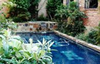 Pool Area at Listing #137982