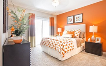 Bedroom at Listing #138941