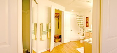Bathroom at Listing #140614