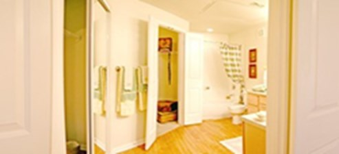 Bathroom at Listing #140614