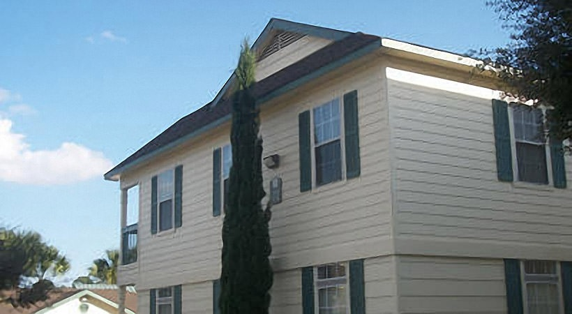 Exterior at Listing #139451