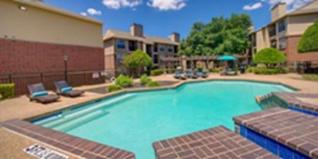 Pool at Listing #135881