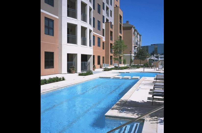 Pool at Listing #137976