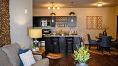 Dining/Kitchen at Listing #313505