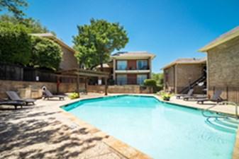Pool at Listing #137202