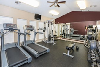 Fitness Center at Listing #140733