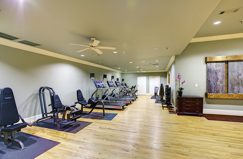 Fitness at Listing #144791