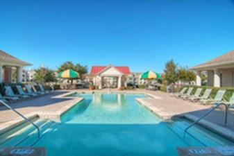 Pool at Listing #144891