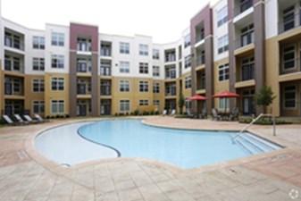 Pool at Listing #281914
