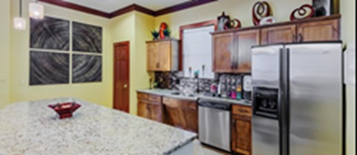 Kitchen at Listing #140762
