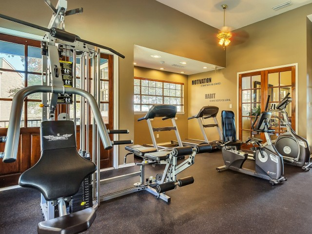 Fitness at Listing #137057