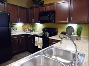 Kitchen at Listing #282335
