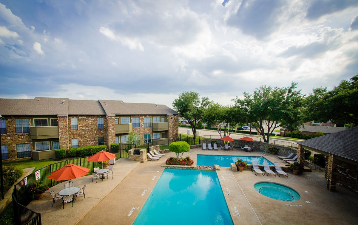 Windscape Gardens Apartments Grand Prairie TX
