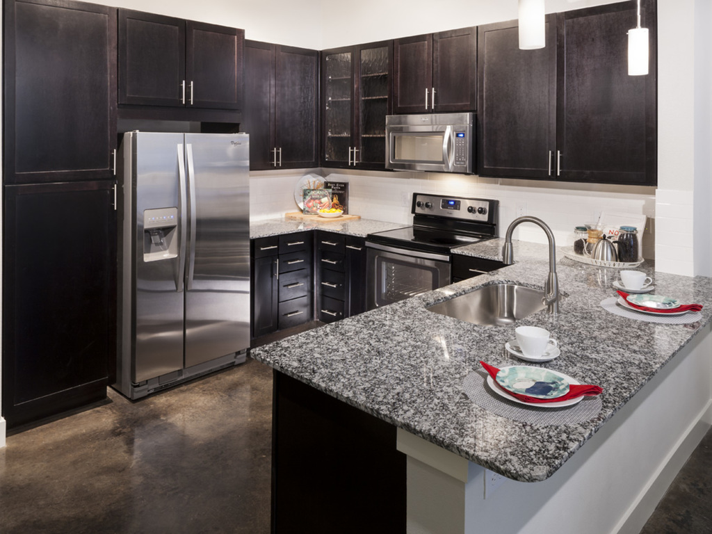 Kitchen at Listing #252378