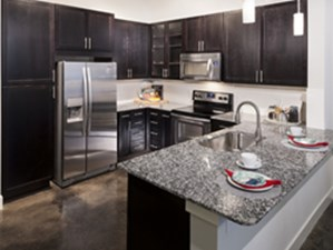 Kitchen at Listing #252378
