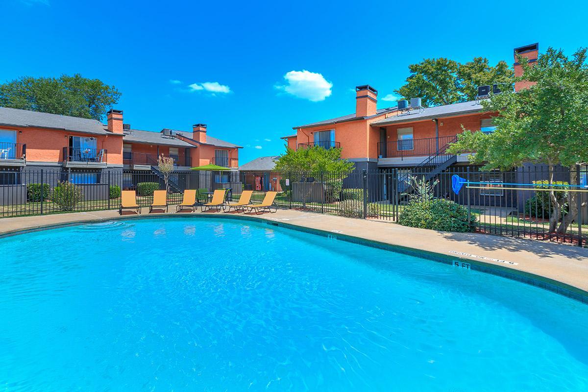 Pool at Listing #136949