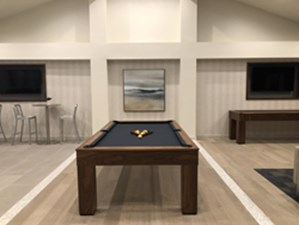 Gameroom at Listing #140166