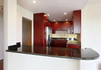 Kitchen at Listing #144205