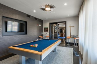 Gameroom at Listing #147507