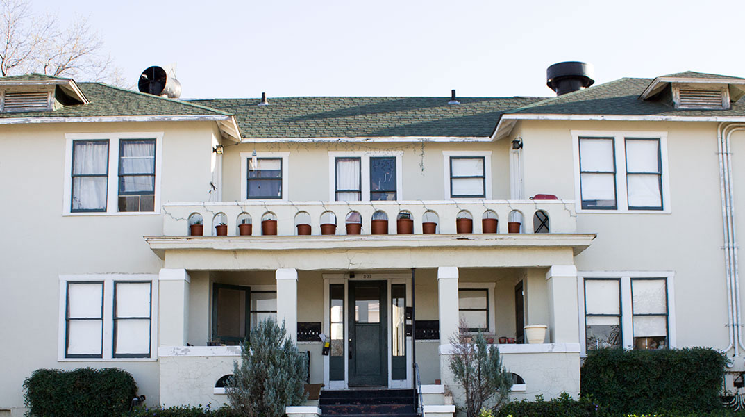 Exterior at Listing #138176
