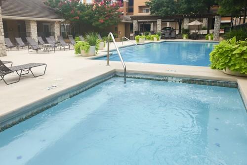 Pool at Listing #140166