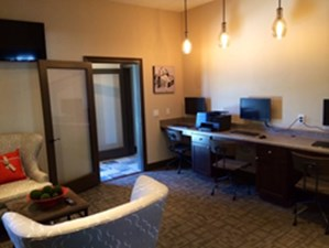 Business Center at Listing #136347