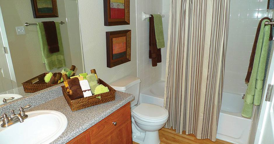 Bathroom at Listing #138319