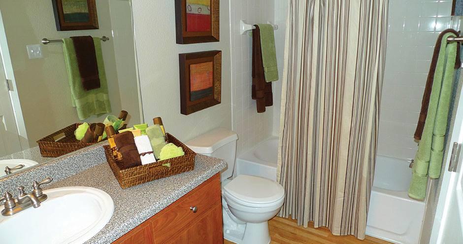 Bathroom at Listing #138319