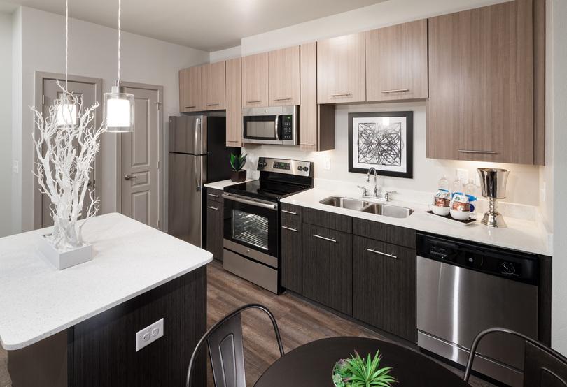 Kitchen at Listing #283265