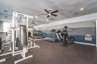 Fitness Center at Listing #139984