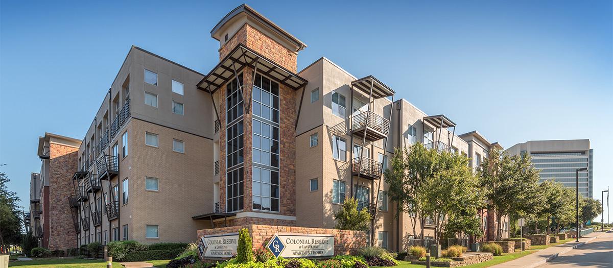 Colonial Reserve at Las Colinas Apartments Irving, TX