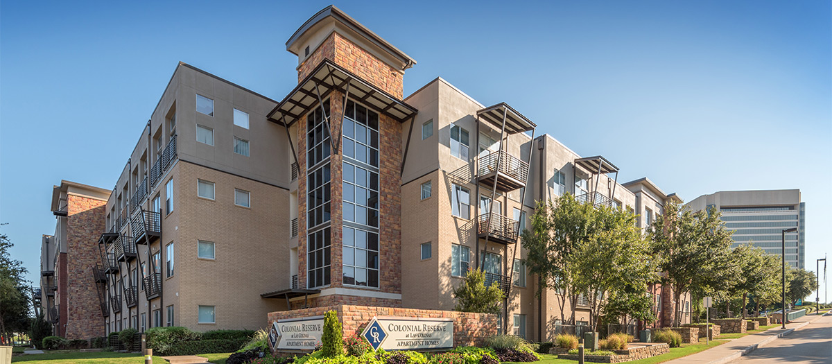 Colonial Reserve at Las Colinas Apartments Irving, TX