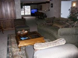 Living Room at Listing #211123