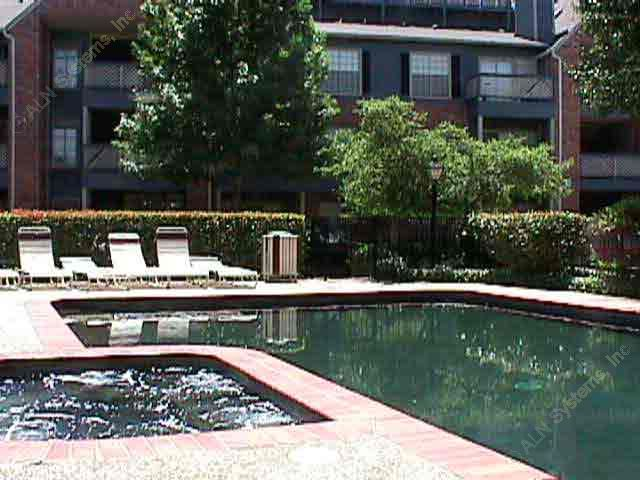 Pool Area at Listing #136033