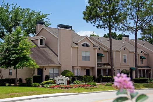 Woodway Garden Apartments Houston TX