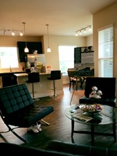 Living/Kitchen at Listing #278447