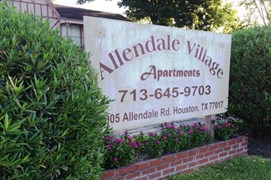 Allendale Village Apartments Houston TX