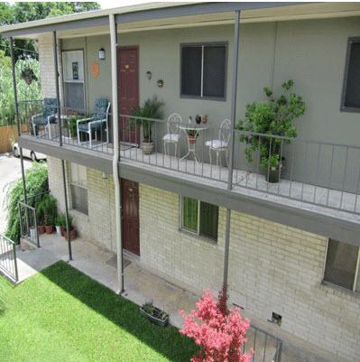 Bronco Apartments San Antonio TX
