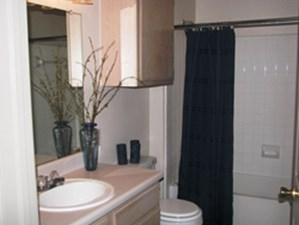 Bathroom at Listing #137620