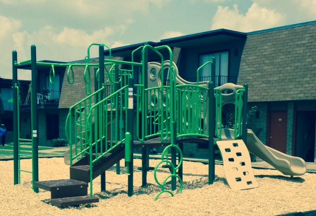 Playground at Listing #136845