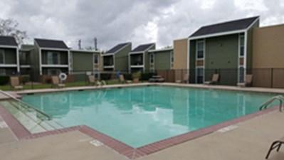 Pool at Listing #138376
