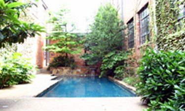 Pool at Listing #137983