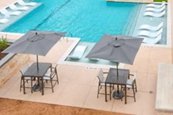 Pool at Listing #305075