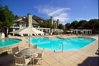 Pool at Listing #140603