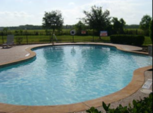 Pool at Listing #152888