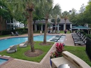 Pool at Listing #138396