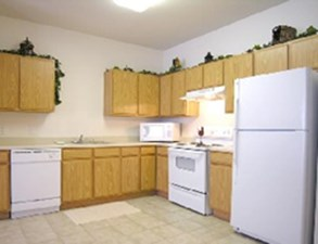 Kitchen at Listing #144629